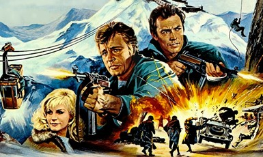 No 3. Where eagles dare (1968)