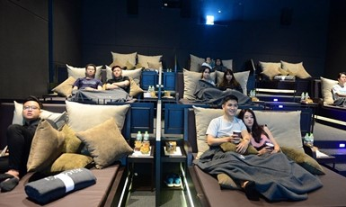 Vip Bedroom Cinema