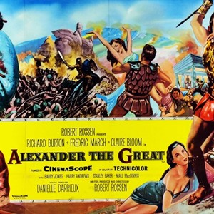 No 6: Alexander the Great (1956)