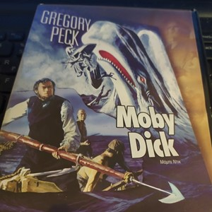 "No: 7 ""Moby Dick"" (1956)"